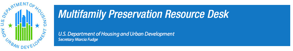 Multifamily Preservation Resource Desk